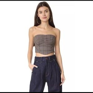 Free People Outwest Top Sz 4